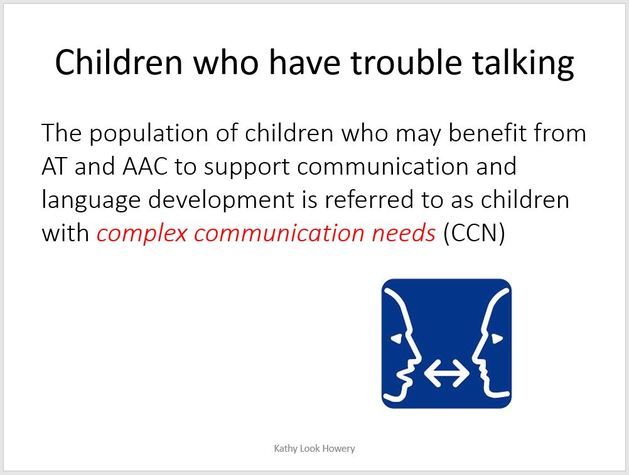 Communication - Learning for All