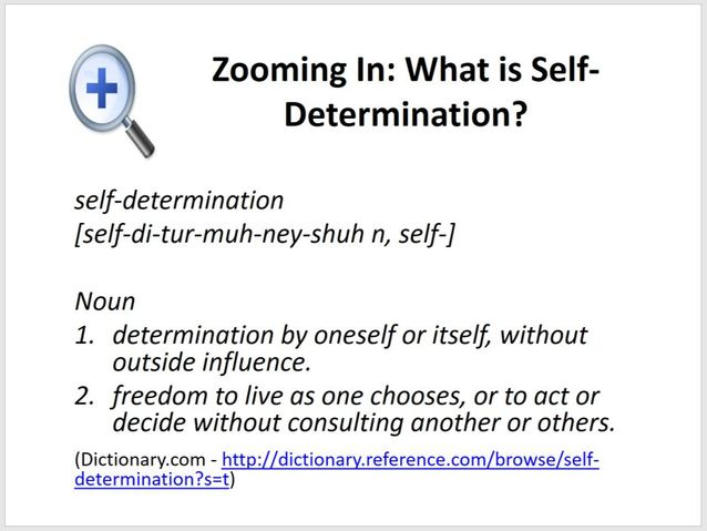 Transition Resources: Self-determination and Self-directed IEP